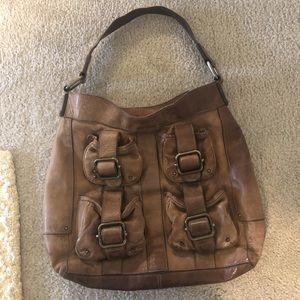 Genuine Leather Asbury tote